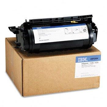 IBM28P2494 - High-Yield Toner Cartridge for IBM Infoprint 1120 (4520)