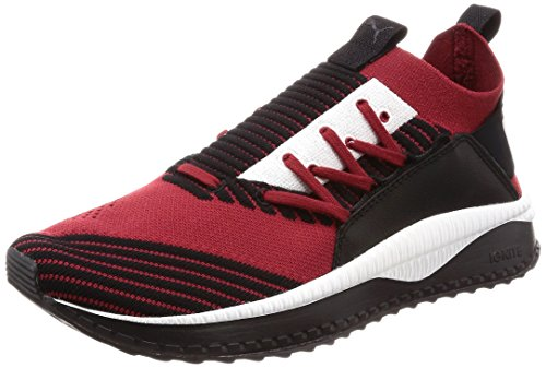Puma Tsugi Jun White, Sneaker Unisex – Adulto Bordeaux