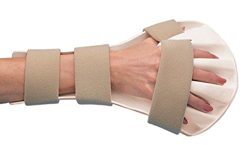 Rolyan Splinting Material, Anti-Spasticity Ball Splint for Hand, Straps Included, Right, Medium