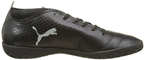 black silver Football Chaussures Noir Puma de One IT 17 Black Homme 4 nwPUqva