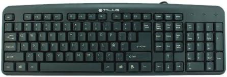 Talius Tal-825 - Teclado QUERTY, USB