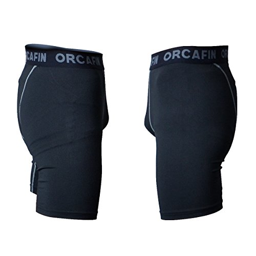 Xtextile Mens Sports Compression Tight Shorts