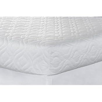 bedsack classic mattress pad twin xl white
