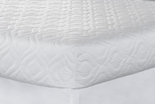 Bed Mattress Pad Cover Twin Xl White Protector Pillow Top