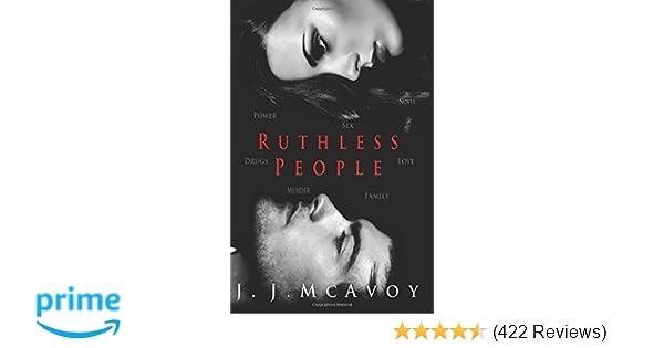 Amazon com: Ruthless People (Volume 1) (9781544897820): J J