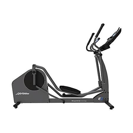 Life Fitness - bicicleta elíptica E1 con consola TRACK+: Amazon.es: Deportes y aire libre