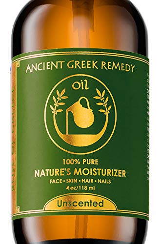 Organic Blend of Cold Pressed Jojoba, Almond, Olive, Grapeseed, vitamin E, Sunflower, Lavender oil. Best Face Moisturizer for Dry Sensitive Skin. Body and Facial Oils for Men and Women. Unscented 4oz