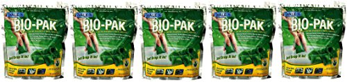 walex-bio-11530-bio-pak-natural-holding-tank-deodorizer-and-waste-digester-pack-of-10-5-pack-of-10