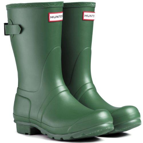 Short Verde Gloss Unisex Hunter Rubber greens Original Boot YwqEppax