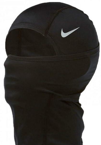 896ca38b9c1ac Amazon.com  Nike Pro Combat Hyperwarm Hydropull Hood (Black