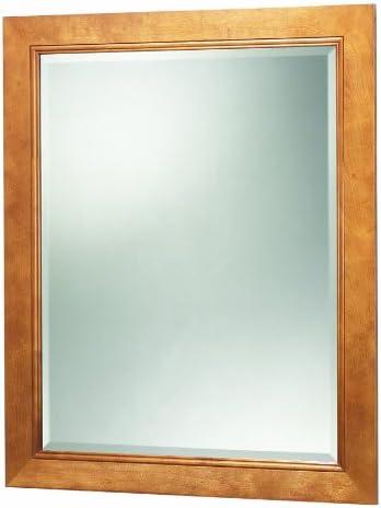 Foremost TRIM2384 28-Inch Exhibit Mirror, Rich Cinnamon