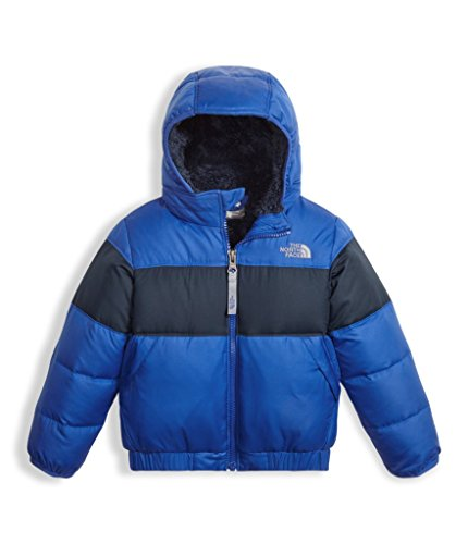 The North Face Toddler Boy's Moondoggy 2.0 Down Jacket - Bright Cobalt Blue - 5 (Past Season) by The North Face
