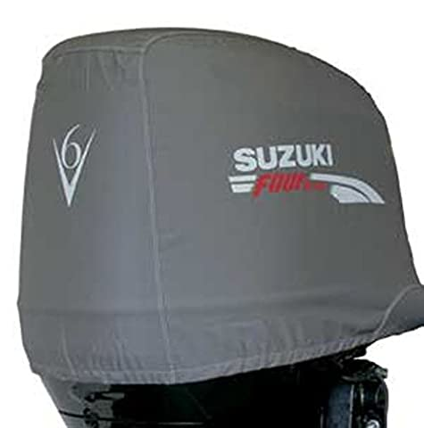 OEM Suzuki Outboard Motor Engine Cover for DF 200/225/250 Outboards 99105-65005 - Suzuki Outboard Engine
