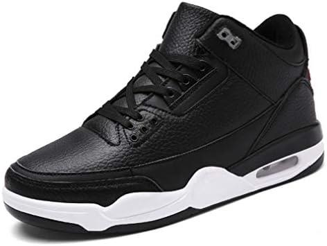 Zapatillas de baloncesto para hombre, zapatillas de cubierta de ...