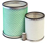 DentalEZ/Ramvac 003750 filter set - direct interchange