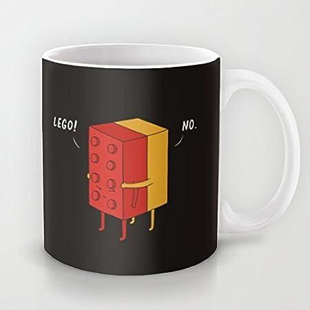 I'll never lego Personalized Mug Classic Ceramic Material Coffee or ...