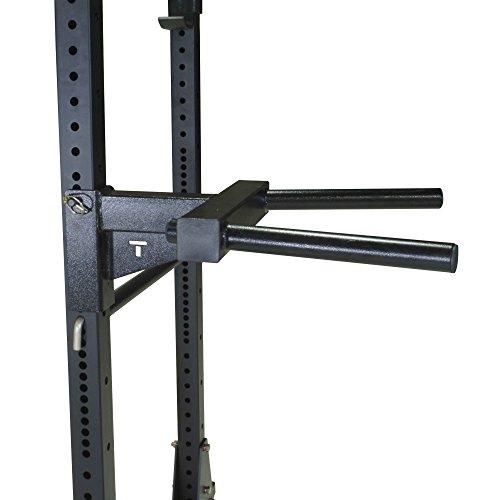Y Dip Bar Accessory Attachment for Titan X-3 HD Power Rack