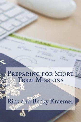 Read Online Preparing for Short Term Missions ebook