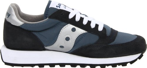 Saucony Originals Damen Jazz Original Sneaker Marine / Silber