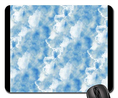 Mouse Pads - Background Pattern Texture Wallpaper Sky Cloud