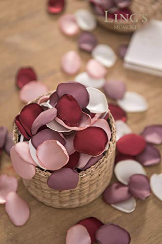 Lings-moment-Artificial-Flowers-Silk-Rose-Petals-Mixed-Colors-Flower-Girl-Scatter-Petals-for-Wedding-Party-Aisle-Centerpieces-Table-Confetti-Home-Decorations