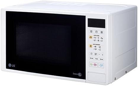 LG MH6042DW - Microondas Mh6042Dw Con Capacidad De 19 Litros Y ...