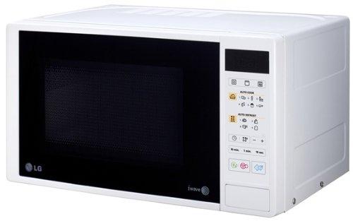 LG MH6042DW - Microondas Mh6042Dw Con Capacidad De 19 Litros Y Grill