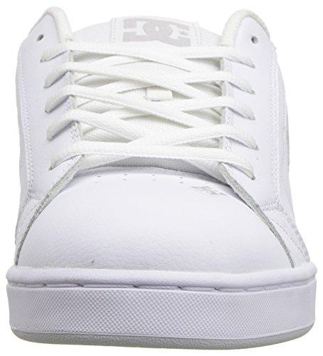 Net Shoe DC Skate white SE Mens White Oq15dwSxI