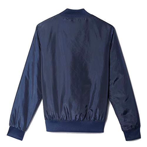Blu Mujer Superstar Geology 36 Chaqueta Blue Adidas 4Xpqdxwp