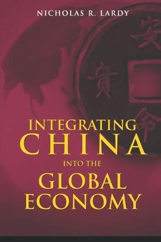 Integrating China into the Global - Hills Chino Ca