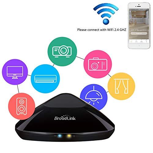 BroadLink RM Pro+ WiFi Smart Home Hub, IR RF All in One
