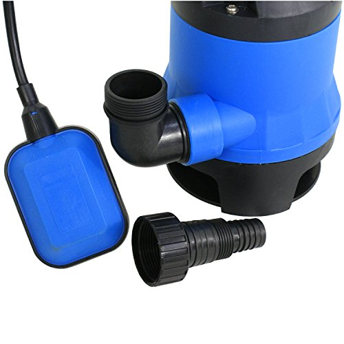 SUPER DEAL 1//2HP Submersible Clean//Dirty Water Pump 2000 GPH Swimming Pool Garden Tub Pond Flood Drain w//Float Switch and Extra Long 33ft Cable