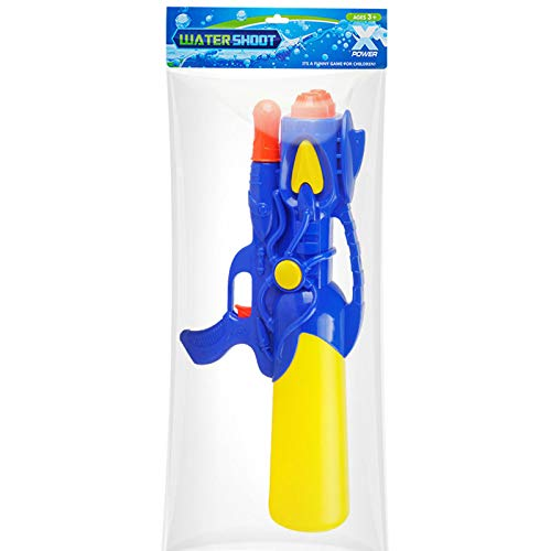 Billion Deals Double Sprinkler Beach Water Gun Summer Beach Big Water Gun Sports Shooting High Pressure Soaker Pump Action Outdoor Toy for Kid