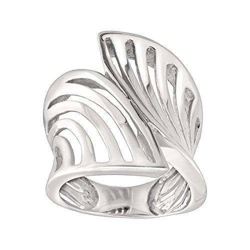 Silpada 'Sea Shore' Cut-Out Ring in Sterling Silver by Silpada