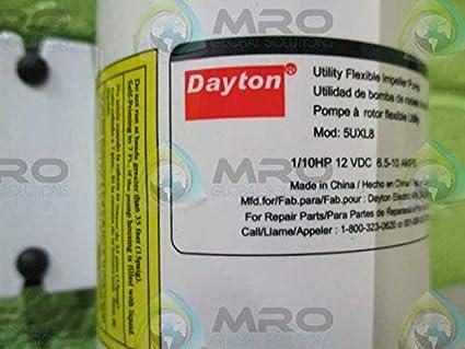 Dayton Float Switch Nc 3BY78