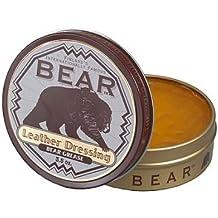 BEAR Leather Dressing Bear Grease (3.5 Oz)