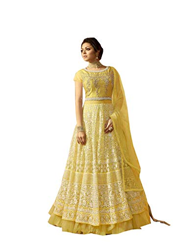 Delisa IndianPakistani Wear Anarkali Suit and Party Wear Suit for Women