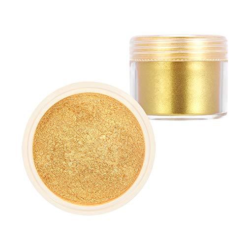 HomeHere Gold Luster Dust Edible Cake Gold Dust, Gold, 7 Grams