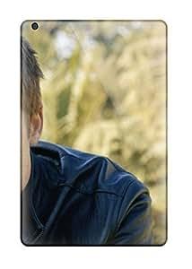 YY-ONE Men Male Celebrity Actor Brad Pitt2961 Phone Case For Ipad Mini/mini 2/ High Quality Tpu Case