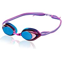 Speedo Women's Vanquisher 2.0 Mirrored Goggles