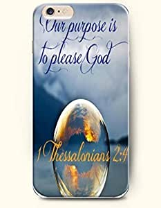 Case Cover For SamSung Galaxy S3 Hard Case **NEW** Case with the Design of Our purpose is to please God 1 Thessalonians 2:4 - Case for iPhone Case Cover For SamSung Galaxy S3 (2014) Verizon, AT&T Sprint, T-mobile