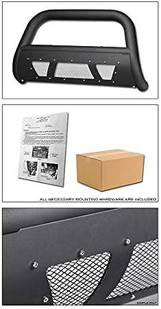 2008-2011 Mazda Tribute Mercury Mariner 2006-2010 Mercury Mountaineer Matte Black For 2008-2012 Ford Escape Stehlen 714937183292 Advance Series Bull Bar