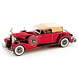 Fascinations Metal Earth 1934 Packard Twelve Convertible 3D Metal Model Kit from Fascinations