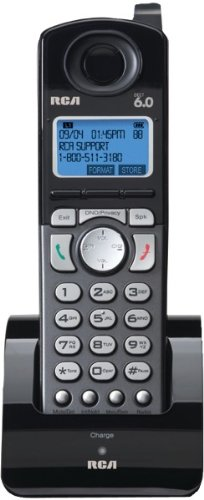 Rca - 2-Line Cordless Accessory Handset , Rca - 2-Line Cordless Accessory Handset 2-Line Cordless Accessory Handset For 25260, 25212, 25252, 25255Re2 & 25270Re3
