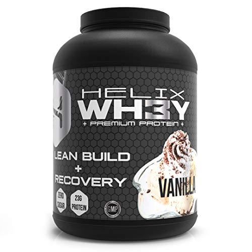 Helix WH3Y 5lb, 65 servings, Vanilla- 100% Money Back Guarantee. For Sale