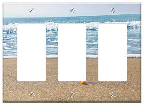 Switch Plate Triple Rocker/GFCI - Almeria San Jose Beach Tourism N jar Los Cabos