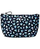 MICHAEL Kelsey Medium Travel Pouch Admiral/Tile Blue