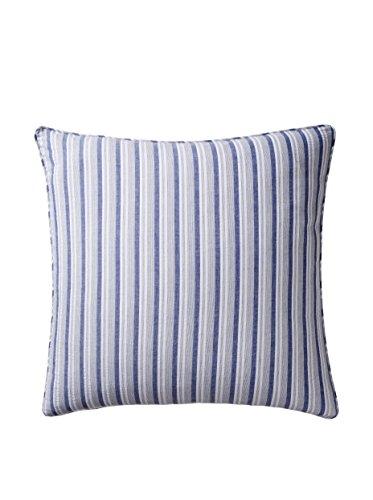(C&F Home Nantucket Dream Striped Sham, Blue Multi, Euro)
