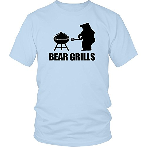 bear grills t shirt - 9