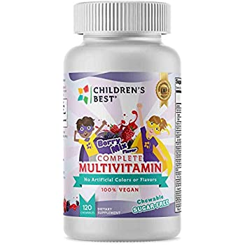 Amazon Com Vitamin Friends Iron Supplement For Kids 60